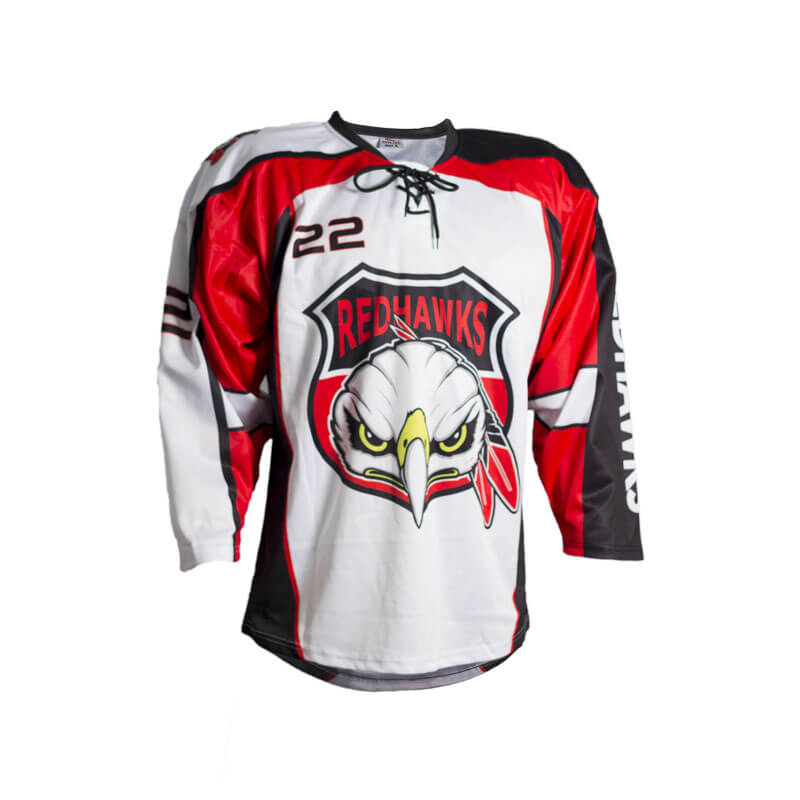 Redhawks Inline Hockey Shirt