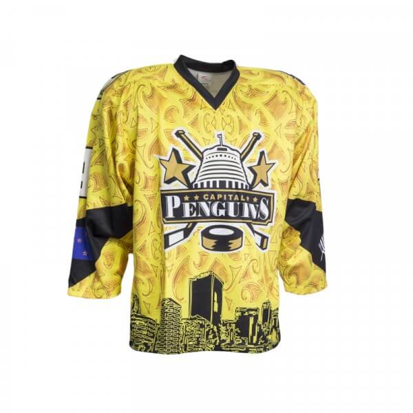 Custom Inline Hockey
