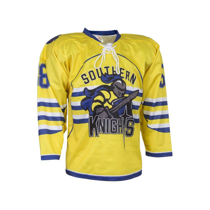 ice hockey custom jersey