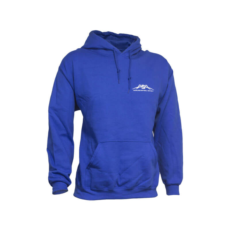 Auckland Softball Association Custom Hoodie