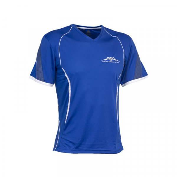 Auckland Softball Association Custom T-shirt