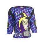 Jokers Custom Inline hockey jersey