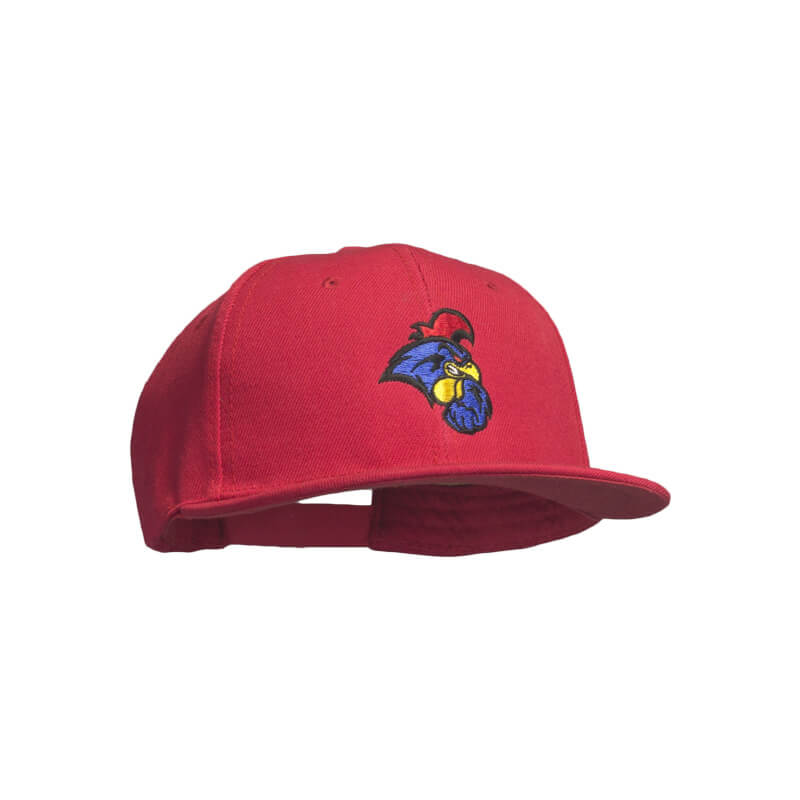 Roosters Custom Softball Playing Cap