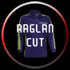 Raglan Cut